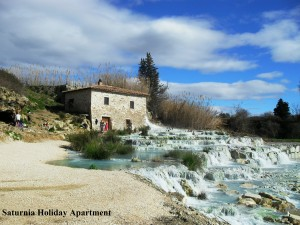 Saturnia Holiday Apartment